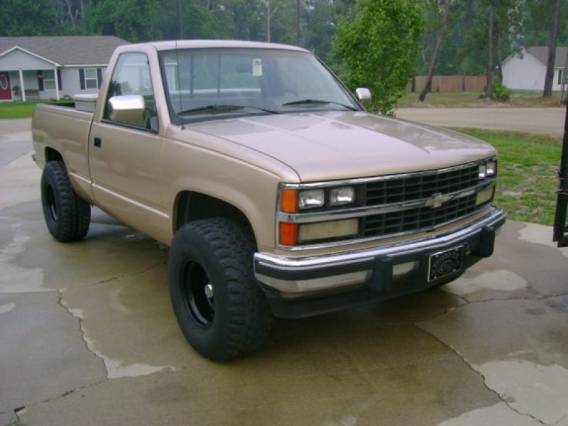 98gmcsierra's 1989 Chevrolet C/K Pick-Up