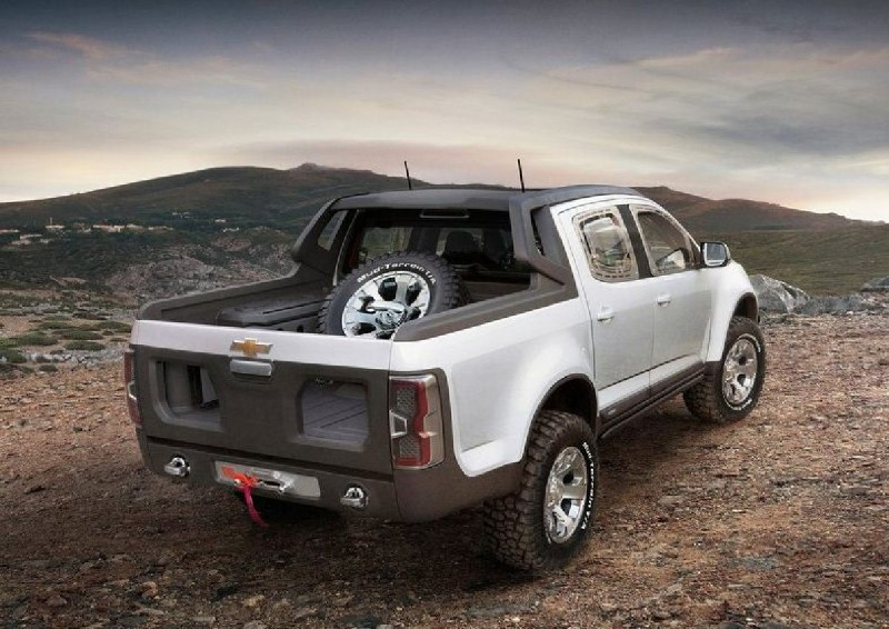 2014 Chevrolet Colorado Pickup
