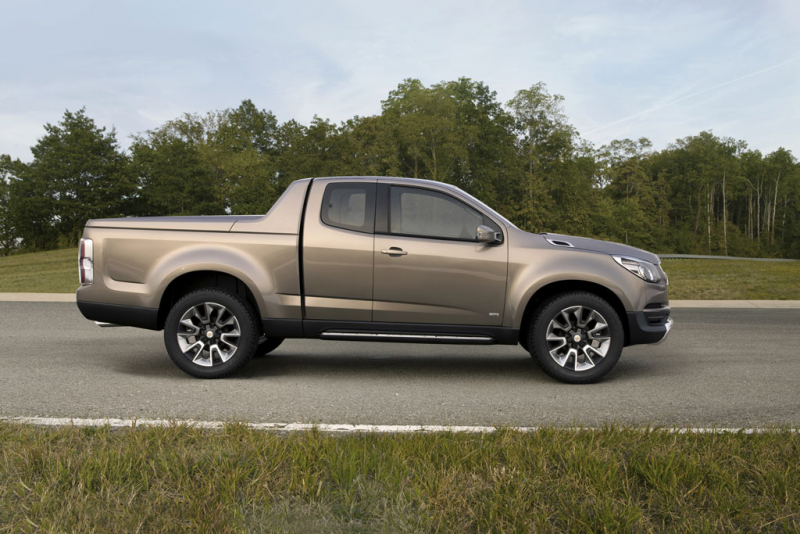 Chevrolet Colorado Pickup Photos - Image 4
