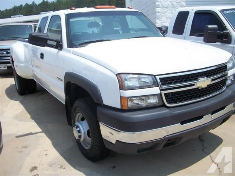 2007 Chevrolet Silverado 3500 for sale in Grenada, Mississippi