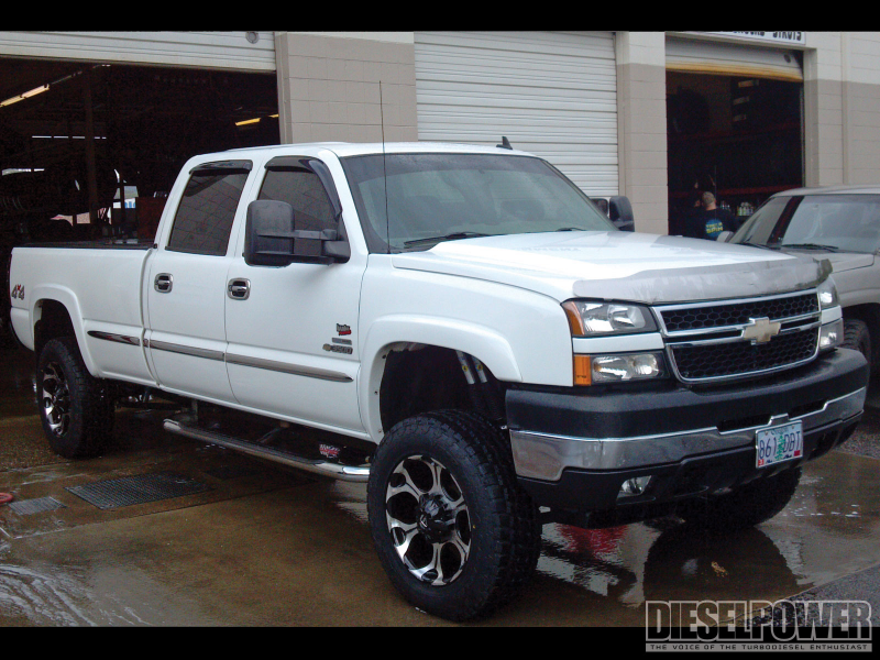 October 2012 Readers Diesels 2007 Chevy Silverado 3500