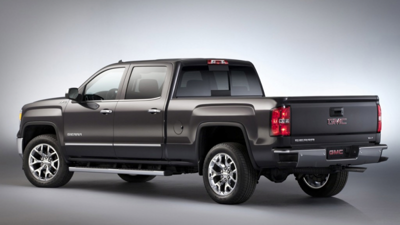 Thread: 2014 Chevy Silverado 2014 GMC SIerra new trucks Truck Yeah