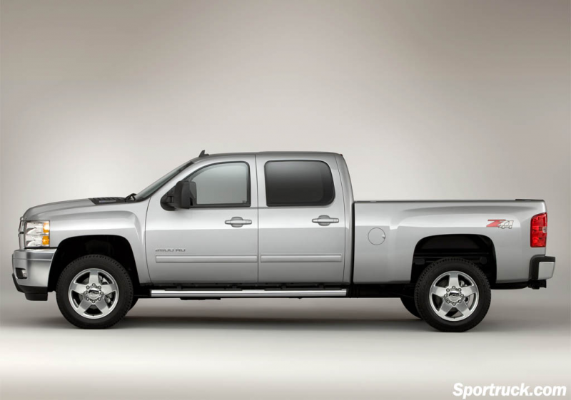 2011 Chevrolet Silverado Heavy Duty Trucks 2500HD & 3500HD