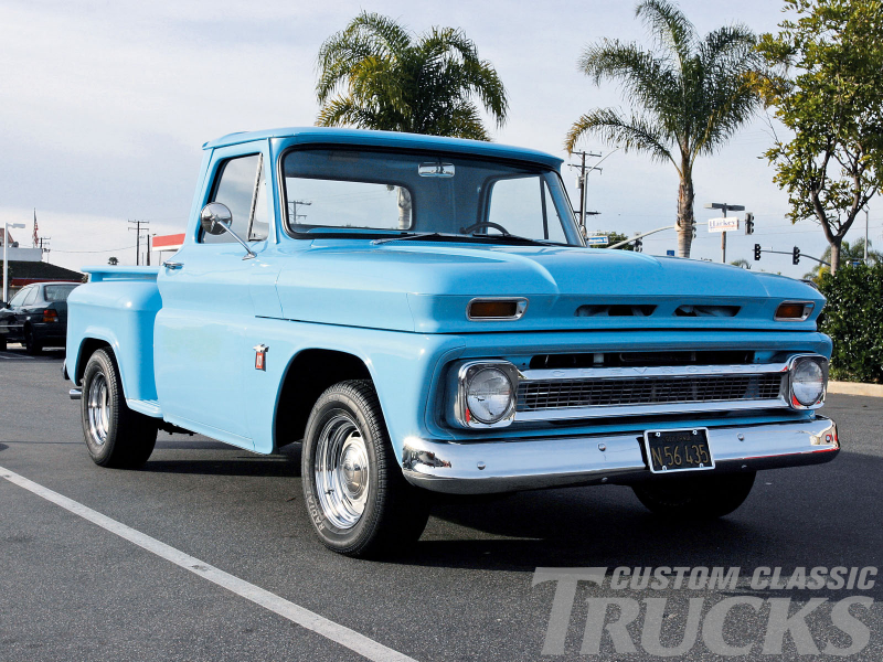 1964 Chevy Pickup Truck