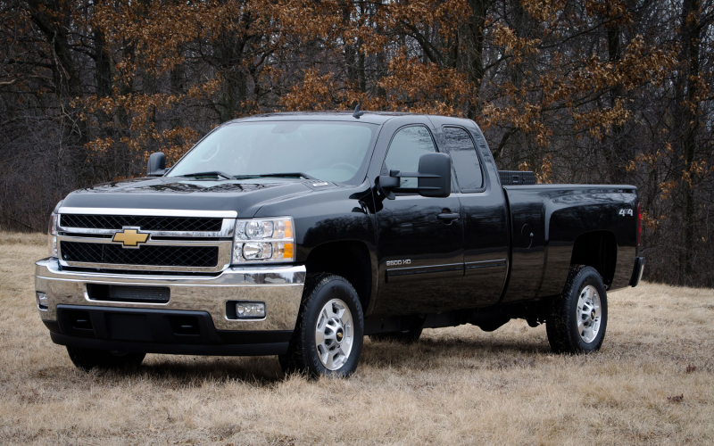 The 2013 Silverado is Here at Team Chevrolet!