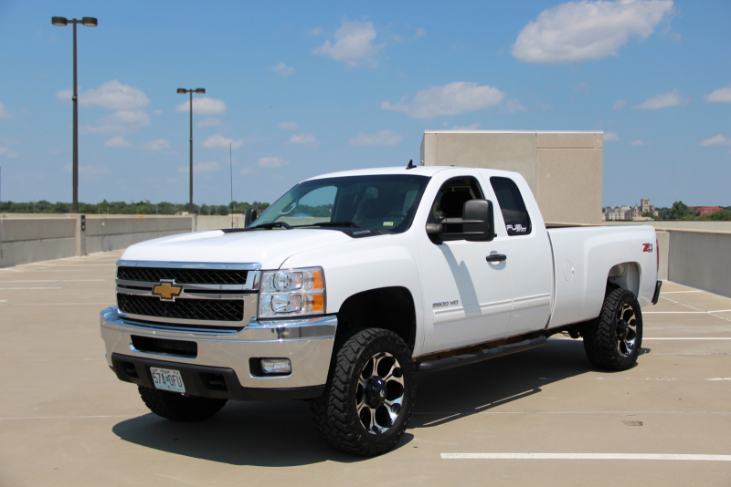 Picture of 2011 Chevrolet Silverado 2500HD LT Ext. Cab LB 4WD ...