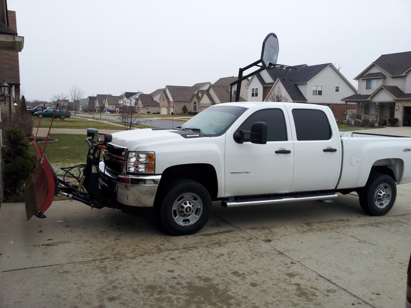 Picture of 2011 Chevrolet Silverado 2500HD Work Truck Crew Cab 4WD ...