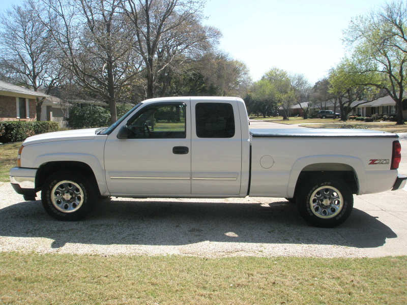 Picture of 2006 Chevrolet Silverado 1500 LT2 Ext Cab 4WD, exterior