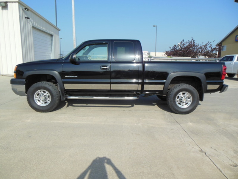 ... 2004 Chevrolet Silverado 2500 LS used or call our auto. 2004 Silverado