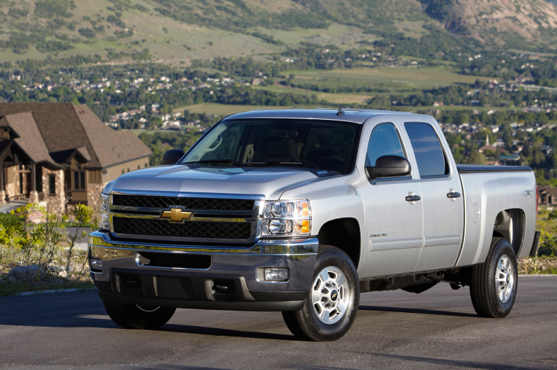 2014 Chevrolet Silverado HD Gets Minor Updates, CNG Model Finally ...