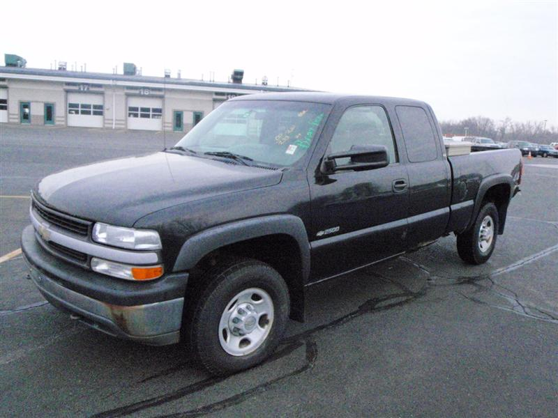 Used Car for Sale - 2000 Chevrolet Silverado 2500 Pickup Truck $3,990 ...