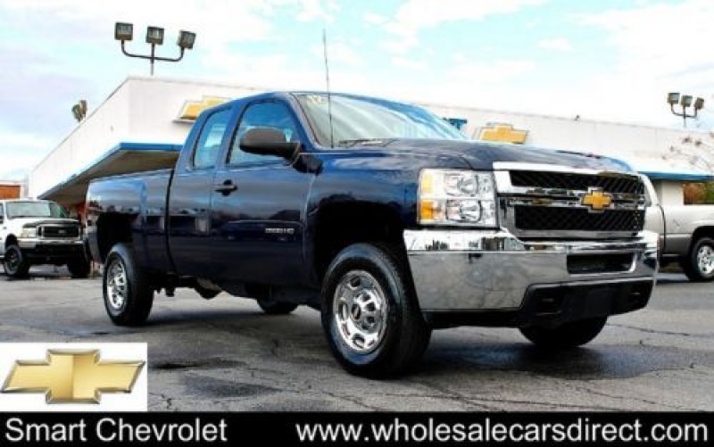 Used Chevrolet Silverado 2500 4x4 Automatic Chevy 4wd Pickup Trucks We ...