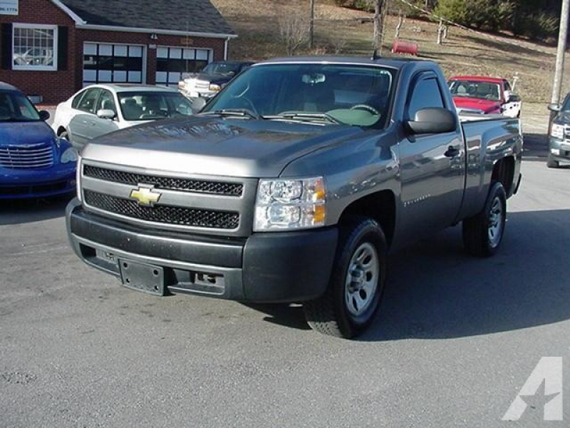 2008 Chevrolet Silverado 1500 Work Truck for sale in Jefferson, North ...