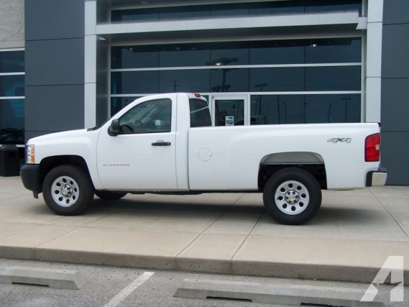 2011 Chevrolet Silverado 1500 Work Truck for sale in Parsons, Kansas