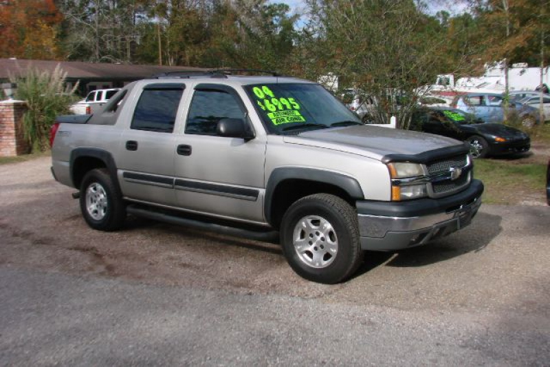 chevrolet avalanche , used cars for sale