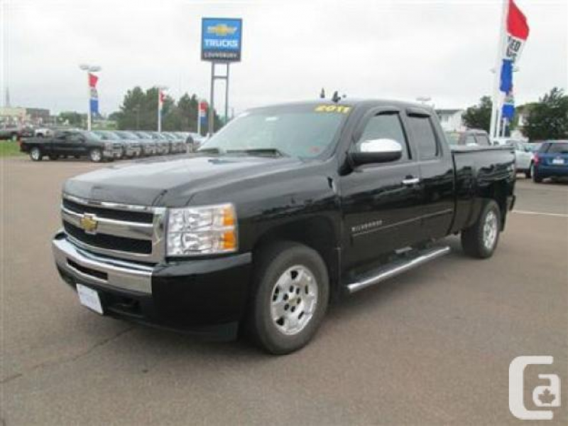 2011 Chevrolet Silverado 1500 LT in Moncton, New Brunswick for sale