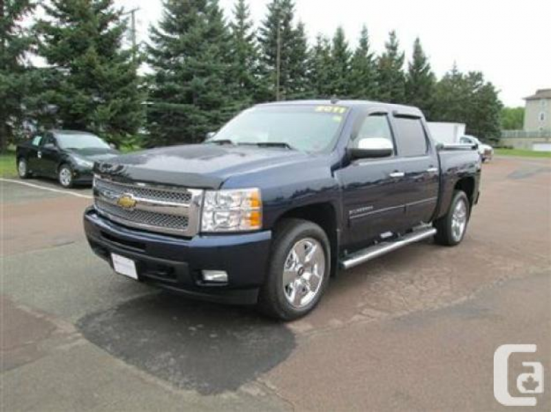 2011 Chevrolet Silverado 1500 LTZ in Moncton, New Brunswick for sale