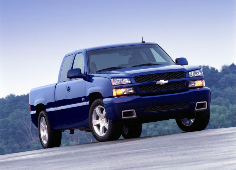 2003 Chevrolet Silverado SS - Photo Gallery