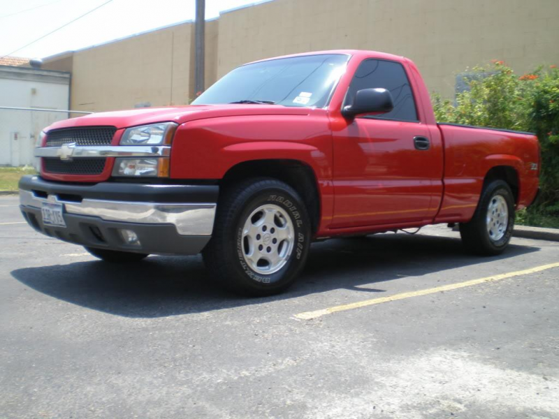 Picture of 2003 Chevrolet Silverado 1500 Short Bed 4WD, exterior