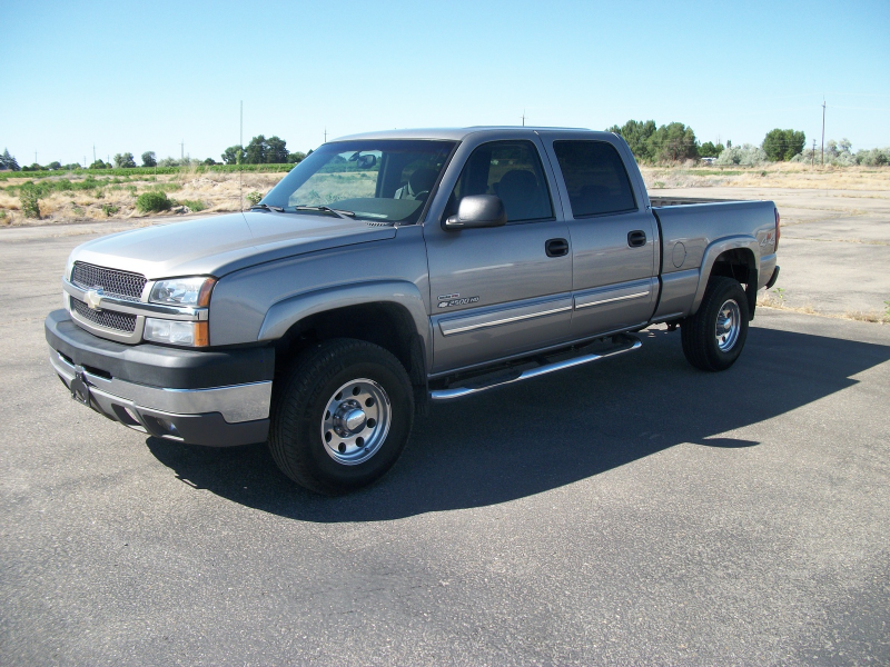 Picture of 2003 Chevrolet Silverado 2500HD 4 Dr LS 4WD Crew Cab SB HD ...