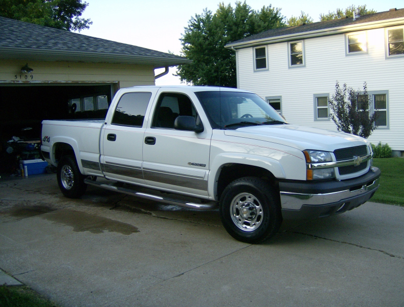 Picture of 2003 Chevrolet Silverado 1500HD LS Crew Cab Short Bed 4WD ...