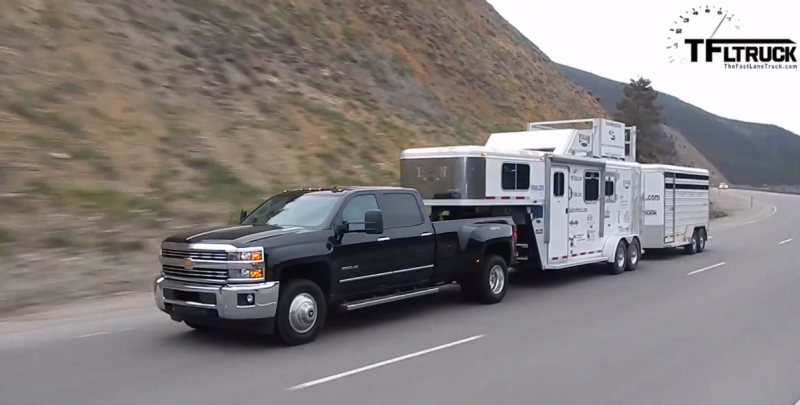 2015 Chevy Silverado 3500 Crew 4×4 [Ike Gauntlet HD – Dually ...