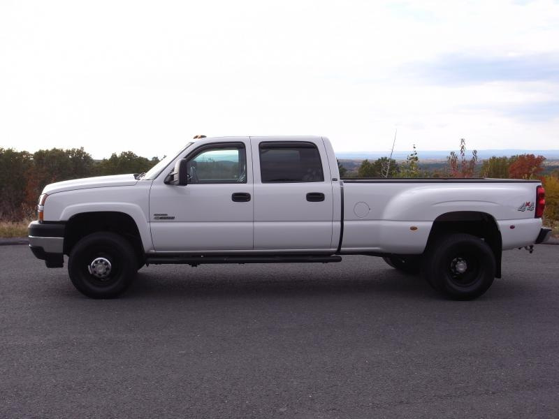 2007 Chevy Silverado 3500 Dually