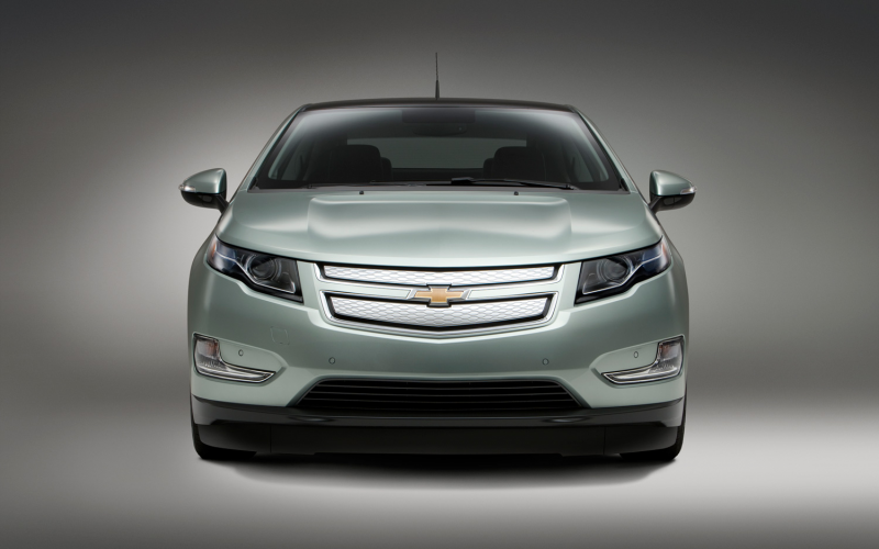 2012 Chevrolet Volt Photo Gallery Photo Gallery