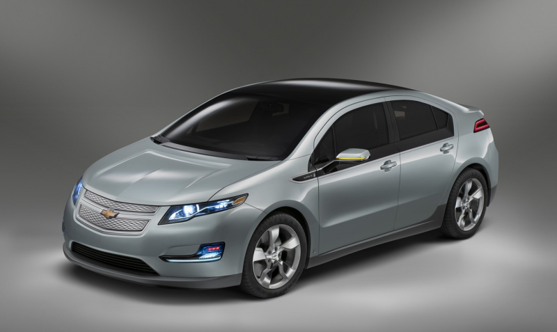 Filed Under: Chevrolet Tagged With: Chevrolet , chevrolet volt , volt