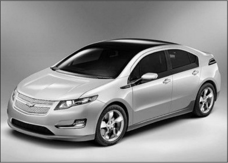 Chevy Volt Coming to Canada in 2012