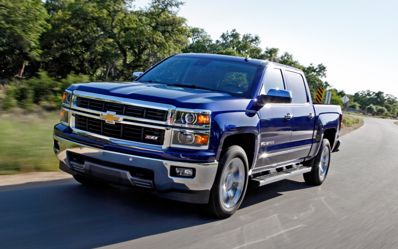 2015 Chevrolet Silverado 1500 Reviews