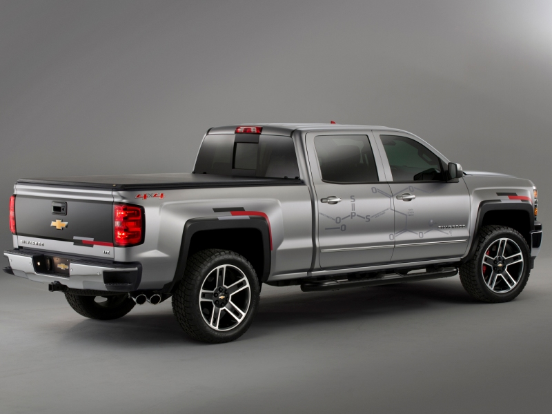 made silverado the 2014 north american truck of the year