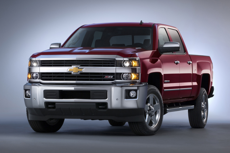 18 Photos of the 2015 Chevy Silverado 1500 Review, Price, Specs And ...