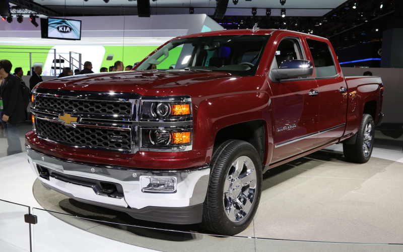 13 Photos of the 2015 Chevrolet Silverado 1500 Specs and Price