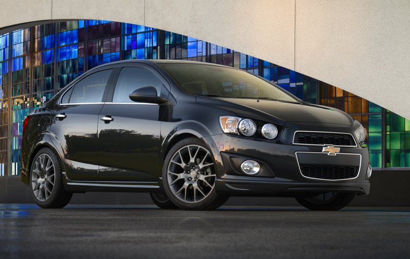 Home / Research / Chevrolet / Sonic / 2014
