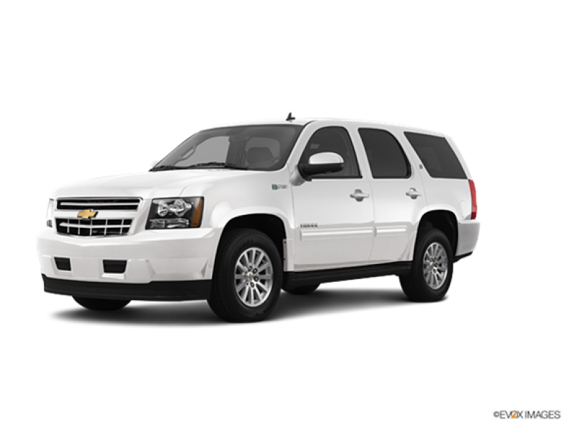 Photos and Videos: 2012 Chevrolet Tahoe Hybrid Colors - Kelley Blue ...