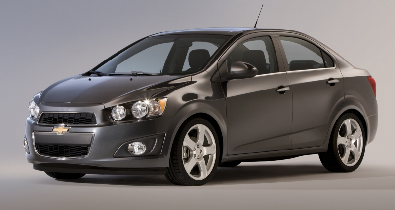 Home / Research / Chevrolet / Sonic / 2015