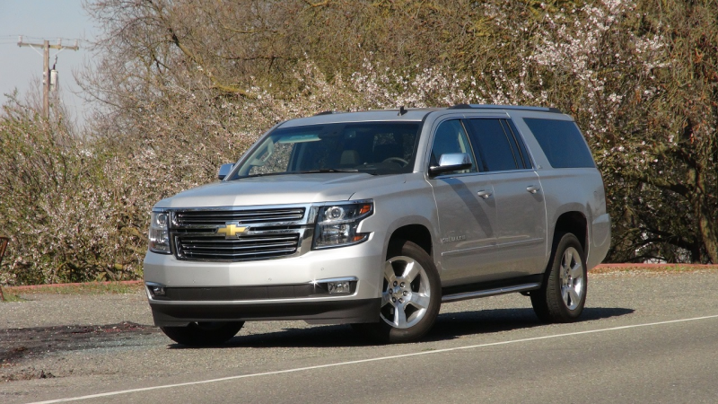 2015 Chevrolet Suburban New Price and Release Date