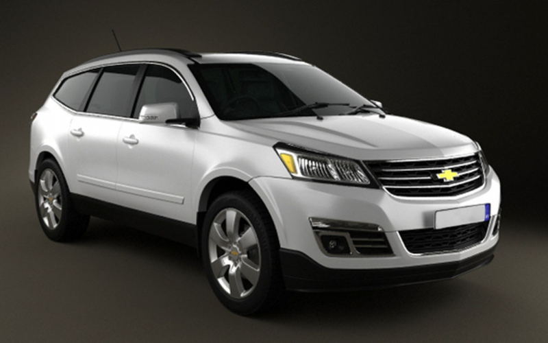 2016 Chevy Traverse Release Date And Change