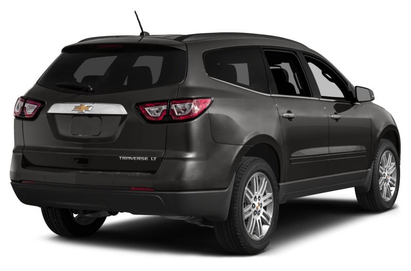 New 2016 Chevrolet Traverse Price, Photos, Reviews & Features