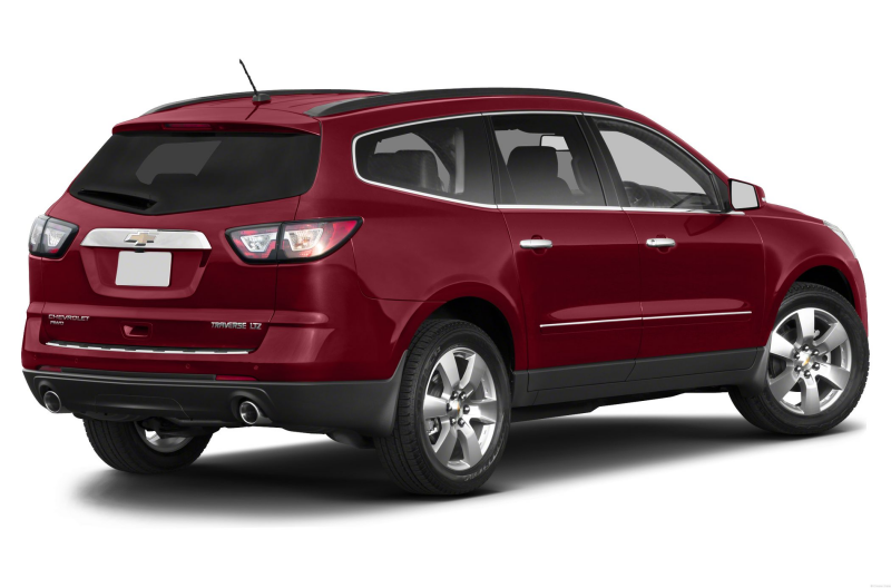 2013 Chevrolet Traverse Price, Photos, Reviews & Features