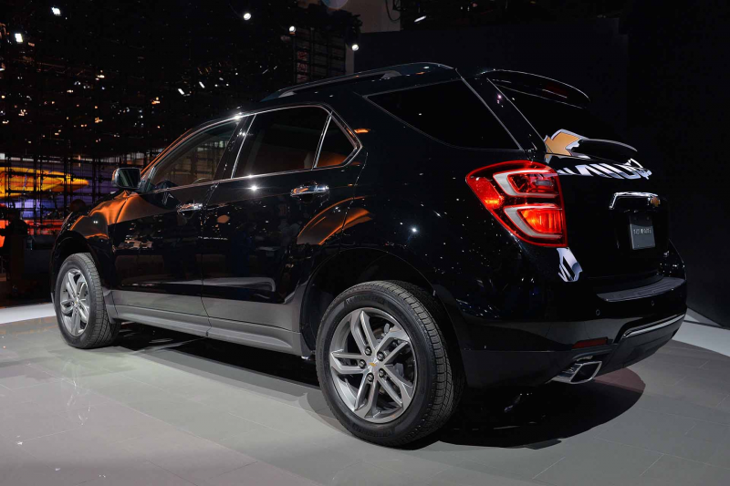 2016 Chevrolet Equinox Chicago 2015 [4]