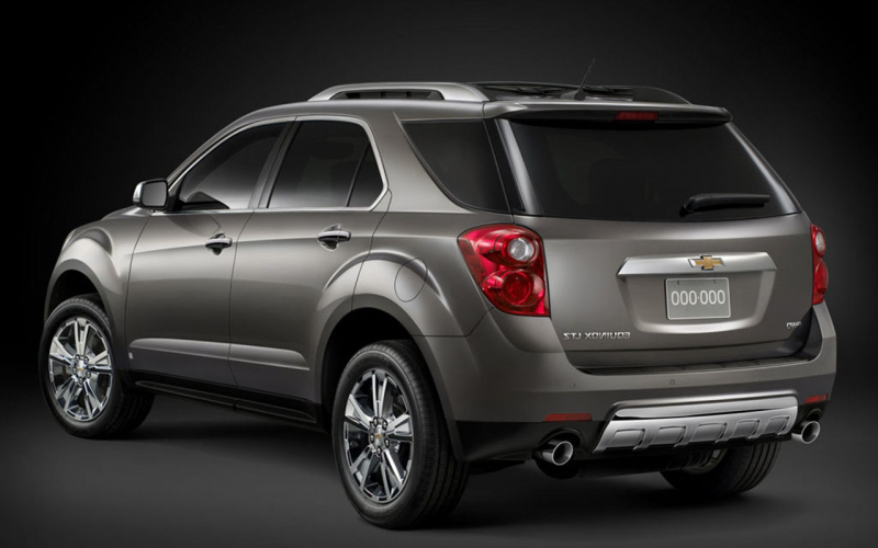 2016 Chevrolet Equinox Release Date and Price