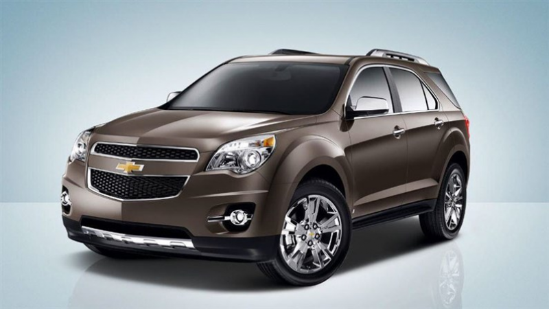 2016 chevy equinox spy photos