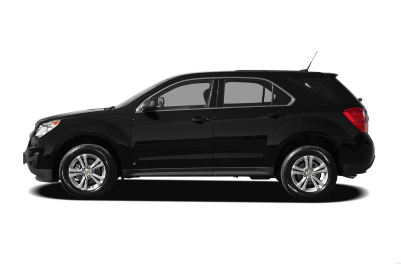 2012 Chevrolet Equinox SUV LS Front wheel Drive Sport Utility Photo 3