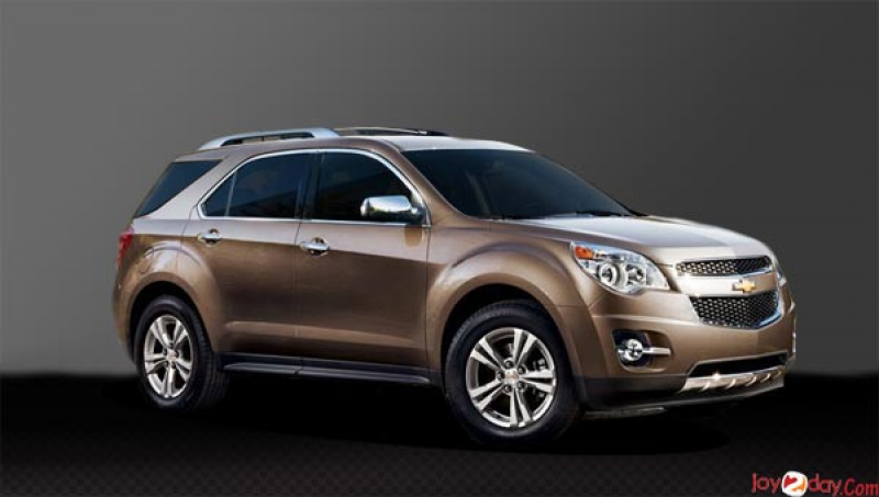 Joy2day: Cars » Chevrolet Equinox 2012 Exterior Picture