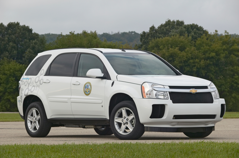 Related post with 2007 Chevrolet Equinox