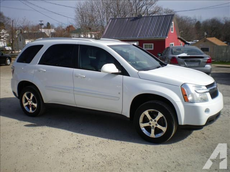 2007 Chevrolet Equinox LT for sale in Barnesville, Ohio