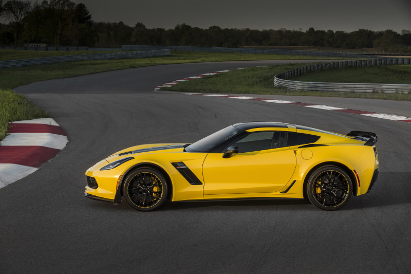 The Chevrolet Corvette Z06 will be getting minor updates and for a ...