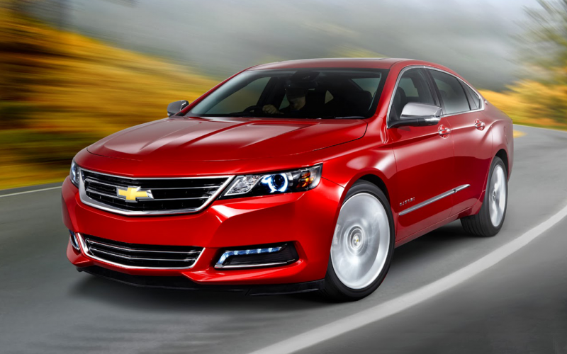 2016 Chevy Impala SS Redesign and Release Date